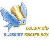 Bluebird Recipe Box on Culinate