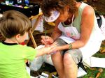 kidsfest face painting