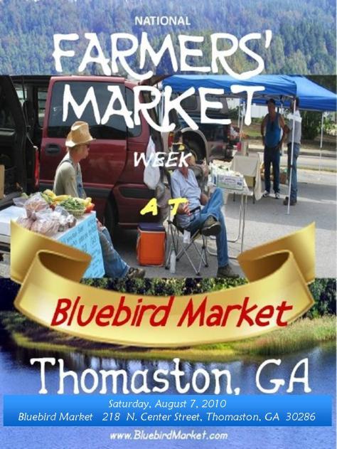 farmers market week 2010