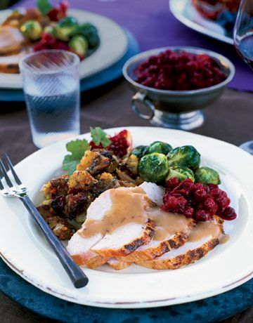 18 Complete Thanksgiving Menus Country Living