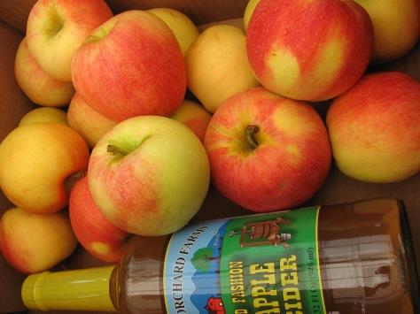 apple shares with hillside apple cider