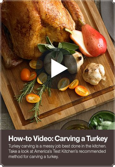 Thanksgiving Planner | Crate and Barrel
