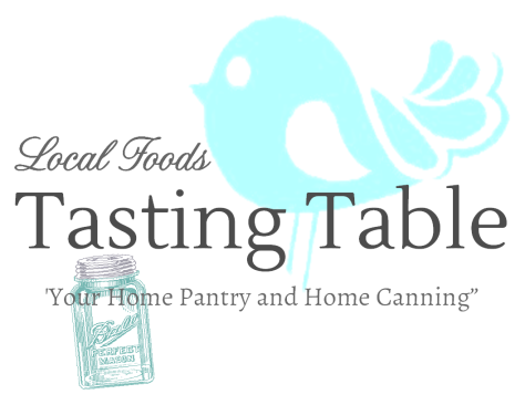 Local Foods Tasting Table png