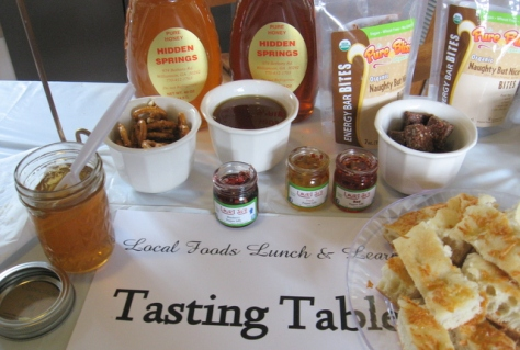 lunch and learn tasting table