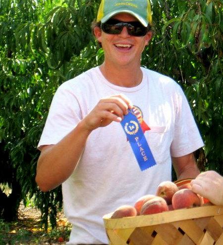 pike co peaches award